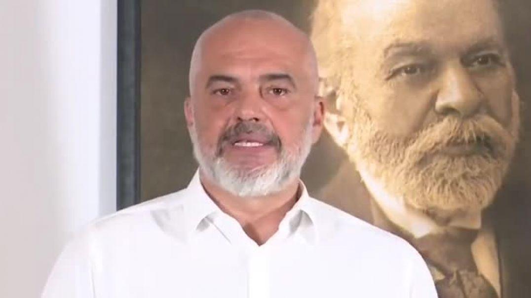 Zgjedhjet në Mal të Zi, Rama bën thirrje për të votuar Gjukanoviçin