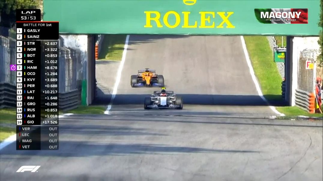 Garë e çmendur në Monza, triumfon Gasly, vazhdon makthi për Ferrarin