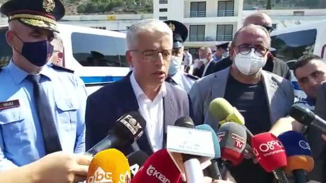 Sandër Lleshaj përforcon zërat e largimit të tij nga Qeveria (Video)