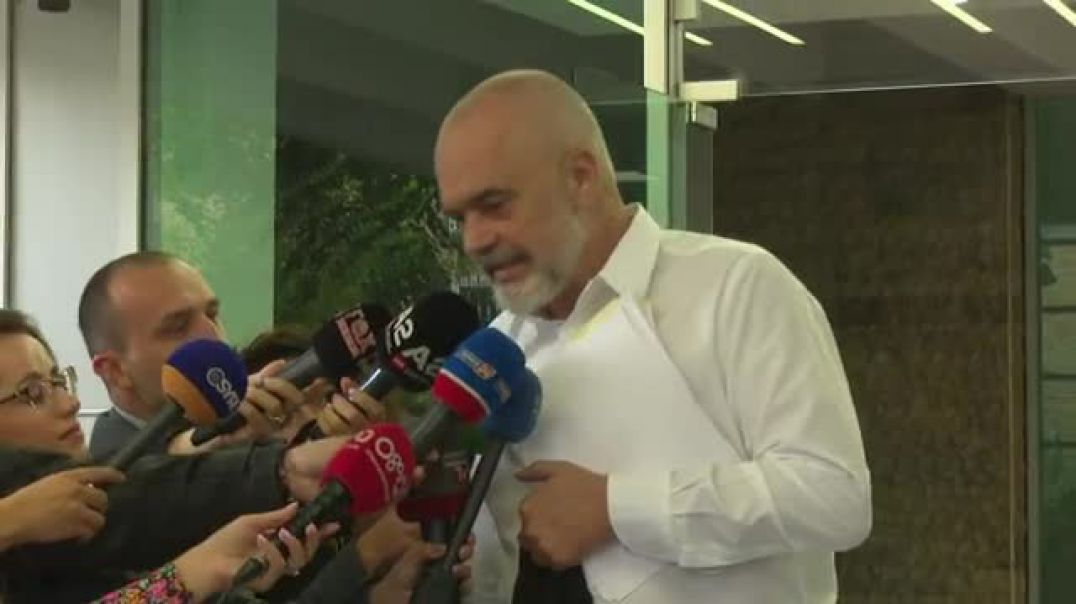 Rama s'komenton draftin e opozitës: Të diskutohet në Këshill
