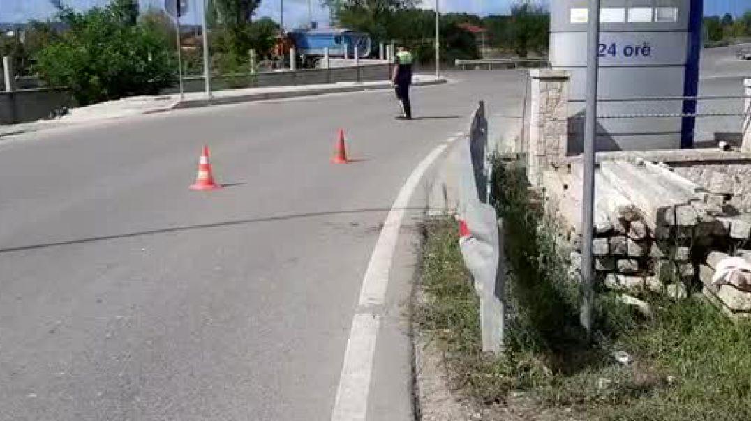 Aksident ne Fushe- Kruje