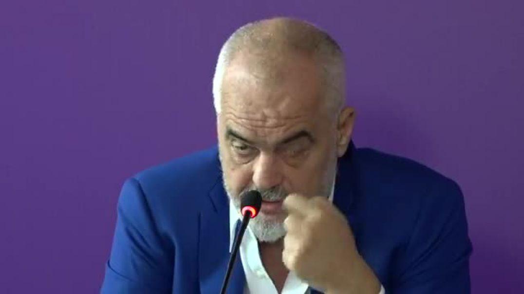 Deklaratat antishqiptare të Vulin, Rama: Kriminelët janë në Beograd. Vuçiç të shprehet