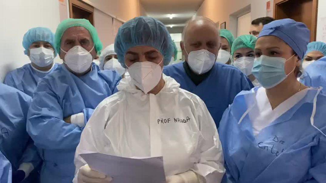 Mjekët e Infektivit hedhin poshtë akuzat e Bashës: Po u përsërit njoftojmë prokurorinë