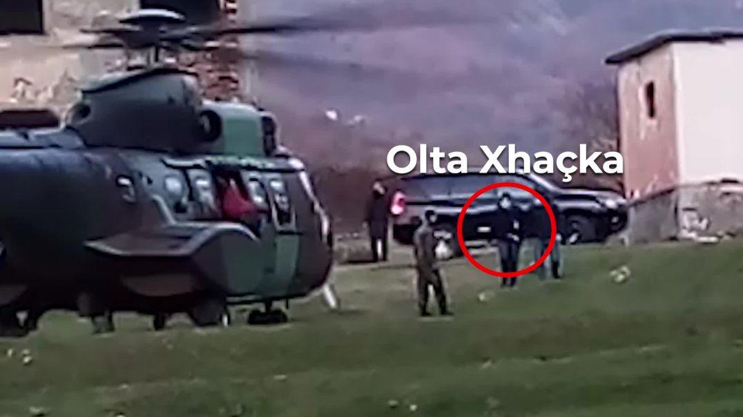 Video / PD: Olta Xhaçka abuzoi me detyrën! Me helikopter ushtarak në Dibër për takimin e PS