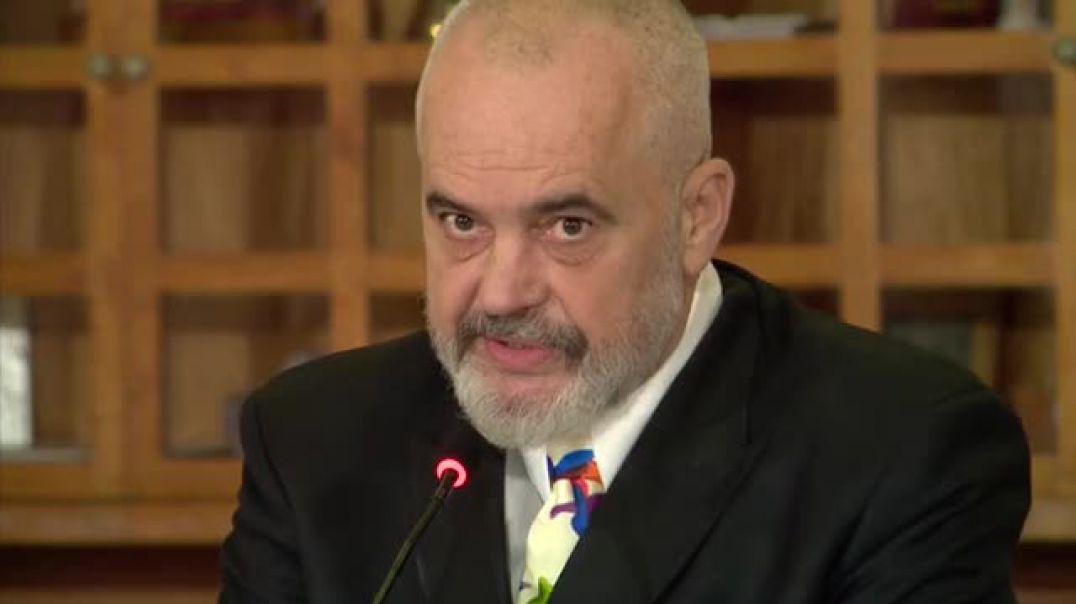 Përgjimet e italianëve, Rama: Ndragheta dështoi në Shqipëri! Akuzat, tymnajë!