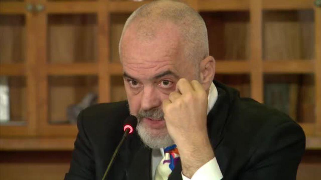 """Përgjimet e italianëve, Rama """"mbron"""" Metën e Bashën"""