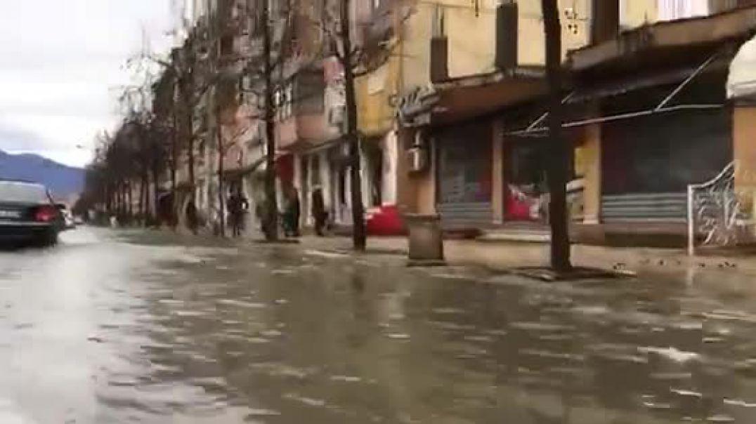 Përmbytje në Shkodër
