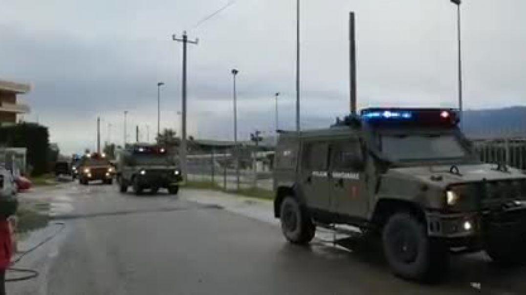 Ushtria mund të marrë nën kontroll Aeroportin