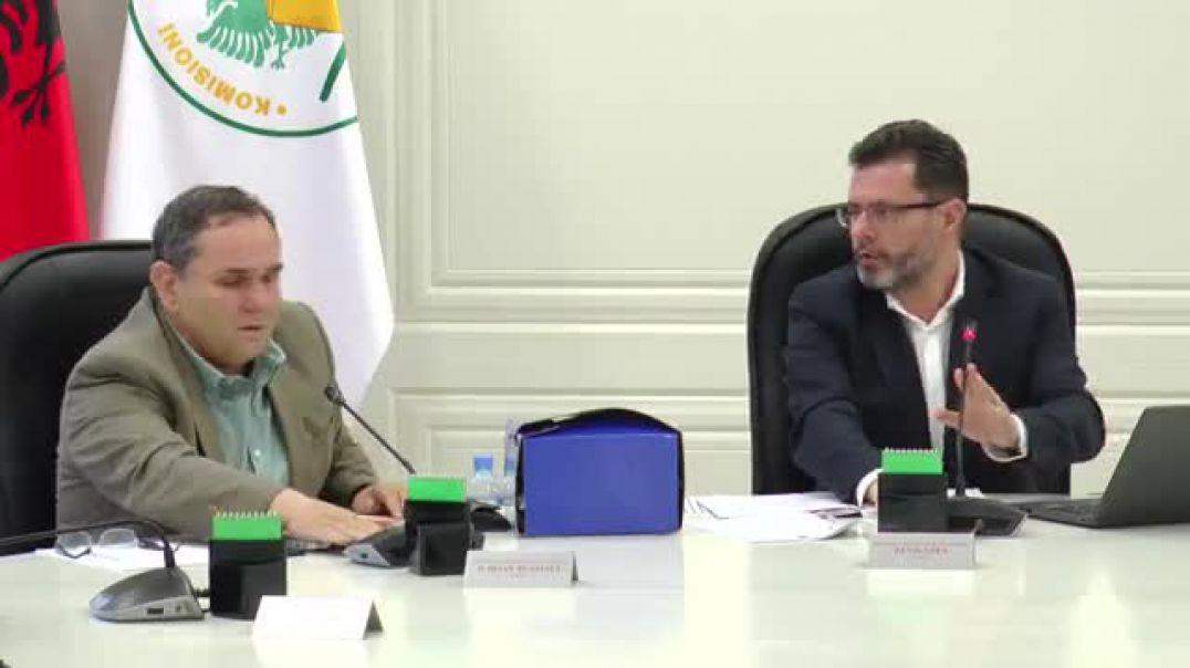 Debate në KAS, Rusmajli përplaset me përfaqësuesin e PD