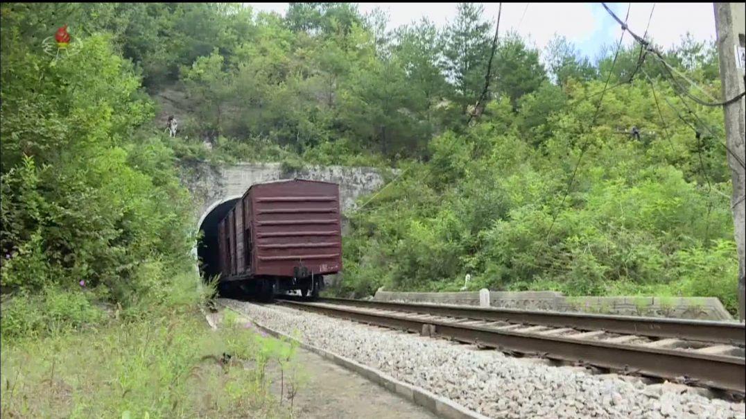 Raketat e Koresë së Veriut u lëshuan nga një tren!
