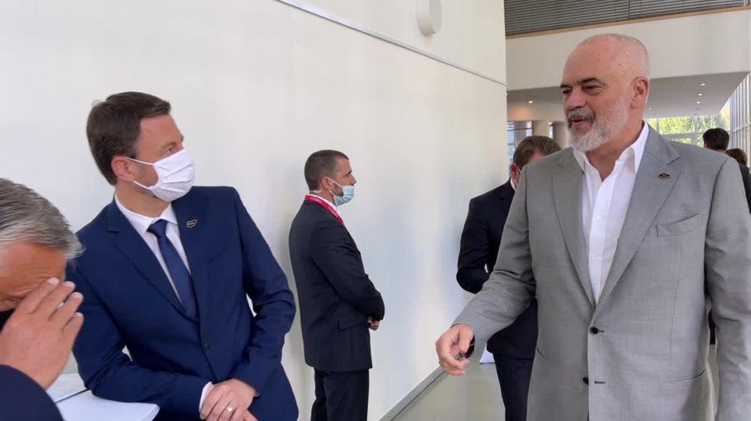 Shqipëria në samitin me BE për pandeminë, integrimin, afganët dhe...Ballkani i Hapur