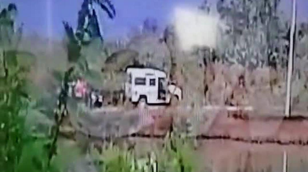 (VIDEO) Momenti i vrasjes së nënkomisar Saimir Hoxhës në Lezhë